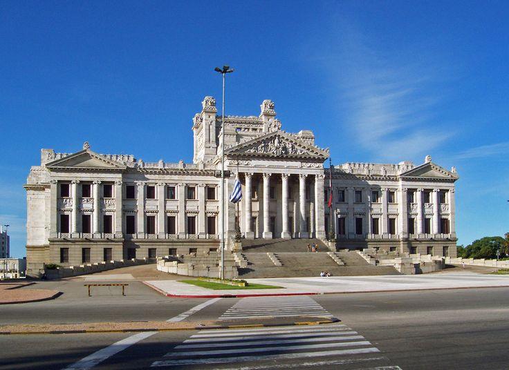 Palacio Legislativo. Montevideo