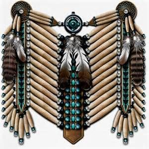 native american women's breastplate - Yahoo! Image Search Results