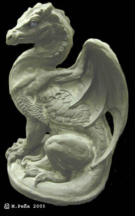 clay dragon sculptures - Google Search   Sculpture, Clay ...