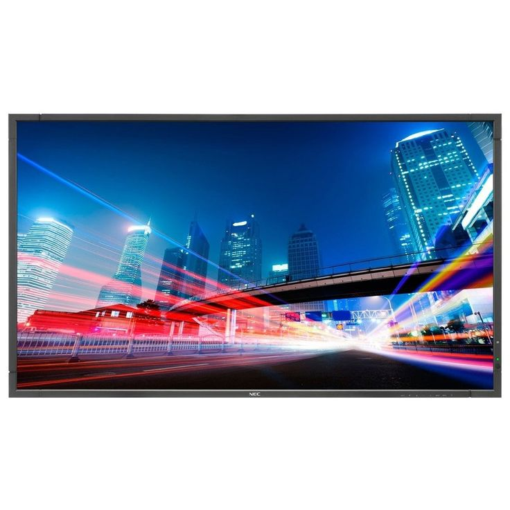 """TouchSystems P4080I-U3 40"""" NEC P403 6 Point Touch Display Integrated with Infrared (IR) Touch Technology. Display Type: LED Display