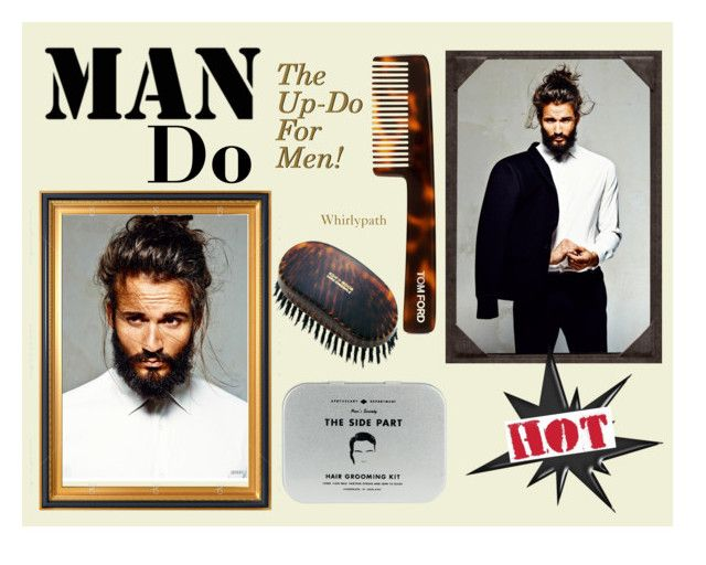 The Man Do! by whirlypath on Polyvore featuring Men's Society, Tom Ford, men's fashion and menswear