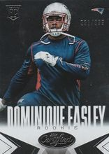 2014 Certified Football Base Rookies 122 Dominique Easley - Patriots 231/999