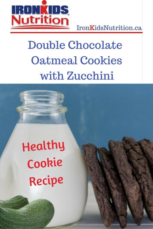 Healthy Cookie Recipe with Zucchini _PIN
