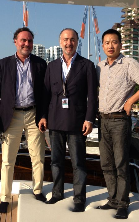 Mondo Marine announces its Partnership with Chinese Shipyard SEASE to produce GRP boats for the Chinese Market