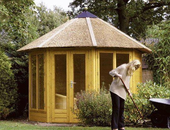 Prima Tessa - Summerhouses & Home Offices