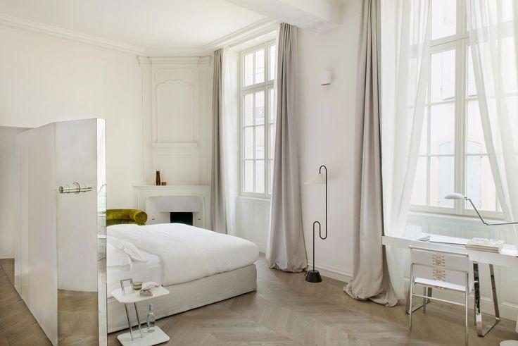 Hôtel de Tourrel in St-Remy-de-Provence, France | http://www.yellowtrace.com.au/hotel-de-tourrel-france/