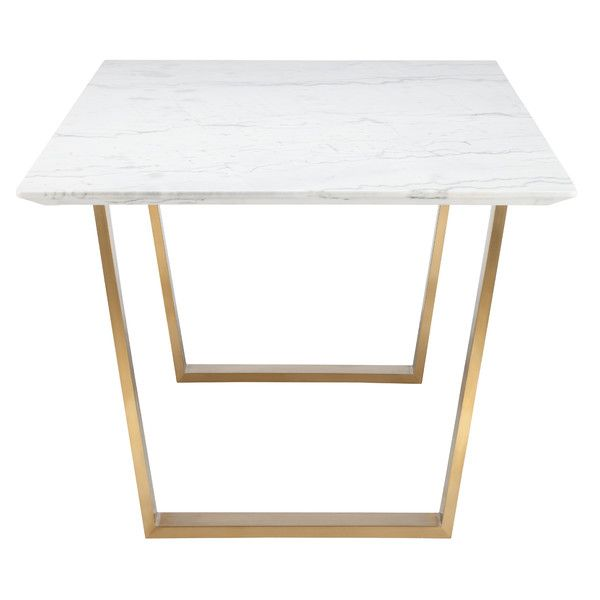 Zion Marble Dining Table