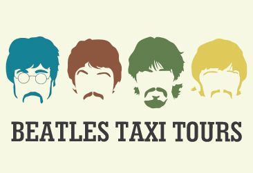 Beatles Taxi Tours  This Beatles tour transports you back to the times and places of the fab four.Visit :The homes of John, Paul, George and Ringo, Penny Lane, Strawberry Fields, Eleanor Rigby Tombstone and The World Famous Matthew Street Stop and Shop! ORvisit the Cashbah, where it all started with Pete Best, for an additional £15.00!  Tour Starts at 10:30am – 2pm 24 Hour reservation required. £60.00 3 Hours 30 mins tour, max 5 people per taxi.
