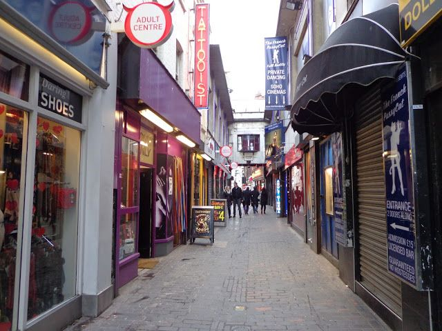 Il Blog di Picetto: Londra in 4 giorni  Quartiere a luci rosse