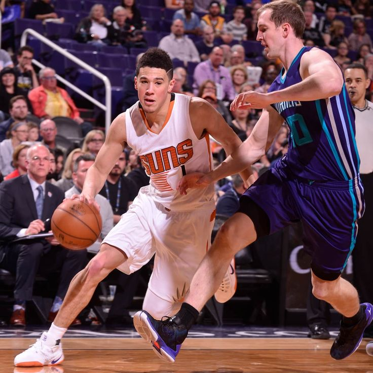 Devin Booker • Suns vs Hornets • 03.02.17