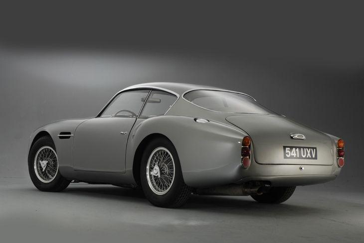 1962 Aston Martin DB4 GT Berlinetta   Coachwork by Zagato