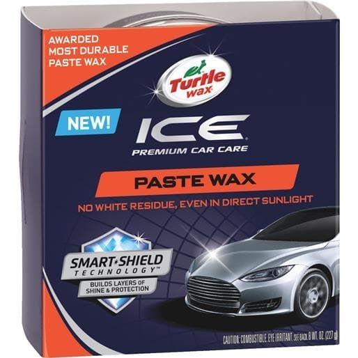 Turtle Wax Ice (White) Paste Auto Polish T465R Unit: Each