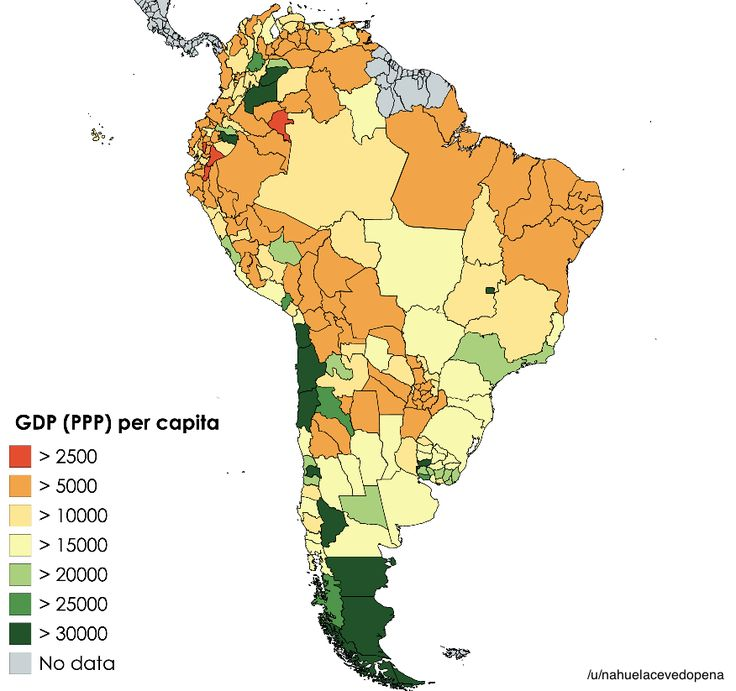 Best South America Images On Pinterest Maps Cards And South - World religion map by national subdivision