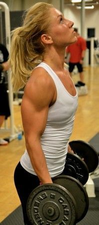I want arms like this