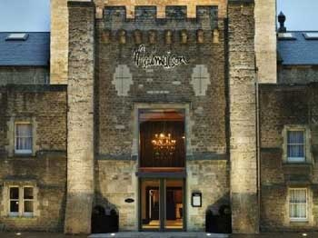 Oxford Prison now Malmaison Hotel