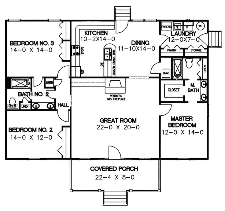 198 best floor plans images on Pinterest Country house plans