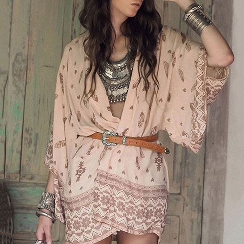 Cheap beach cover, Buy Quality beach cover up directly from China beach blouses Suppliers:  Specification: Beautiful and sexy kimono beach cover up blouse, perfect wear to beach. Comfortable to wear and for sun