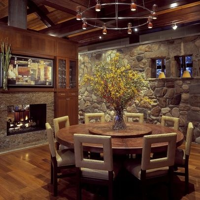 Best Round Dining Room Tables Images On Pinterest Home