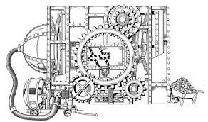 Contraption; Google Definition is: