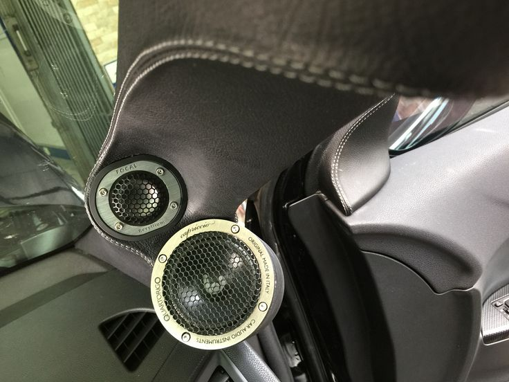 Audiomobil 3way Focal Be Sinfoni Capriccio Www Cartens Audio Com