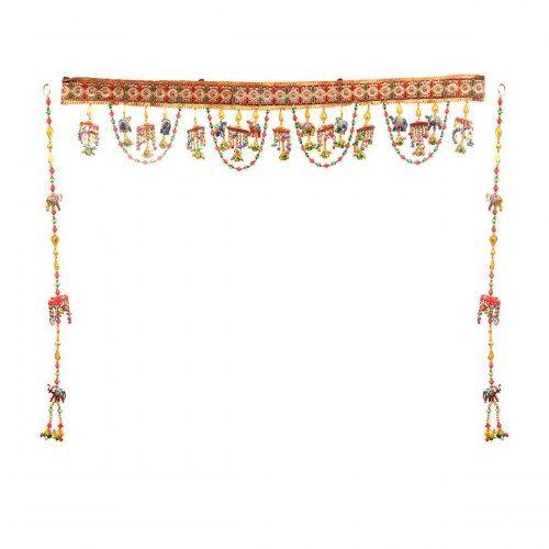 Top 25 Ideas About Kundan Toran On Pinterest Gold Beads