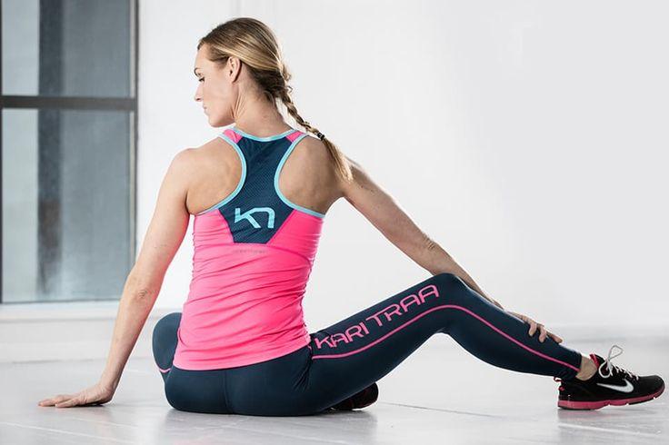 Vil du være en endnu bedre løber? Så skal du træne andet end bare løb. Lav disse styrkeøvelser og høst store gevinster på løberuten.