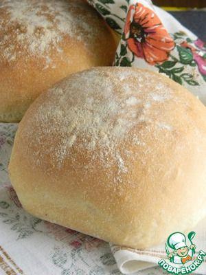 "Хлеб на манной крупе ""Колобок"""