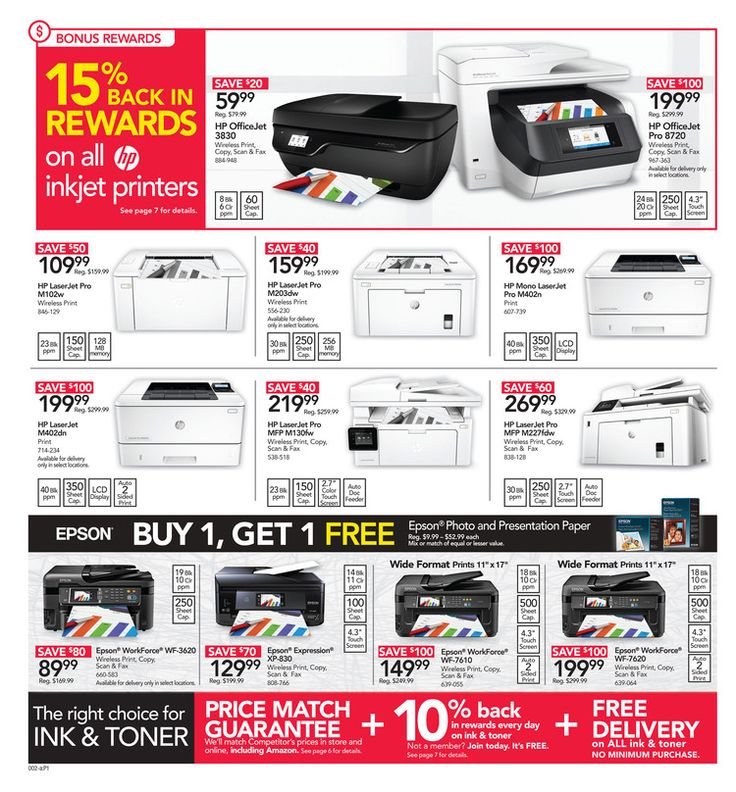 Office Depot / OfficeMax Ad May 7 - 13, 2017 - http://www.olcatalog.com/office/office-depot-weekly-ad.html