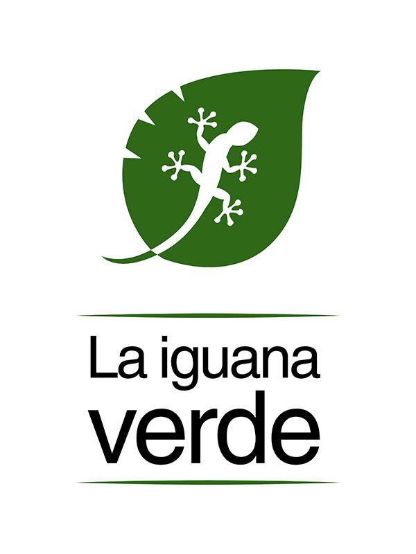 Logotipo La Iguana Verde Panama