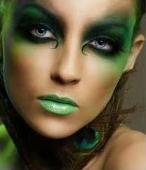 Resultado de imagen de maquillaje fantasia facil