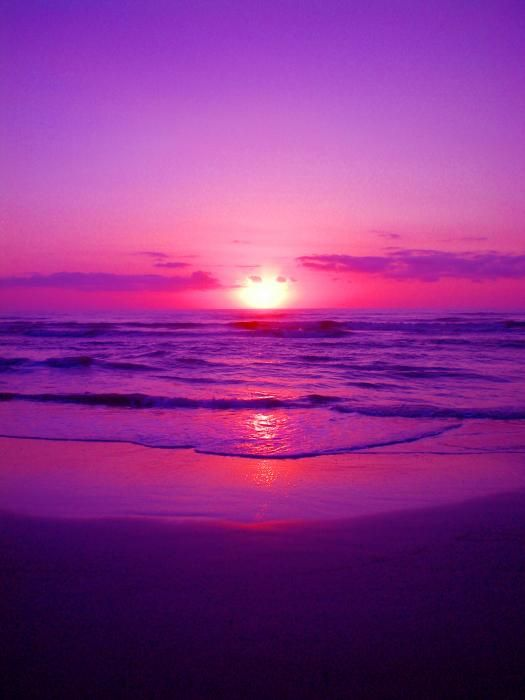 The shades of purple, pink, and red work well to create a romantic feeling.