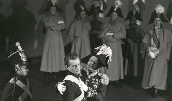 T. Łomnicki jako Kordian / reż. Erwin Axer