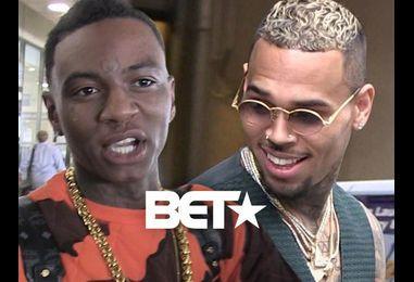 BET Celebrity Basketball Game Chooses Chris Brown Over Soulja Boy