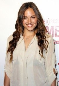 Briana Evigan Hairstyle, Makeup, Dresses, Shoes and Perfume