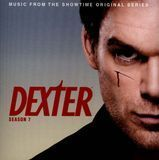 Dexter: Season 7 [Music from the Original Series] [CD]