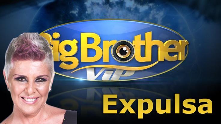 """Nucha expulsa do """"Big Brother VIP"""""""