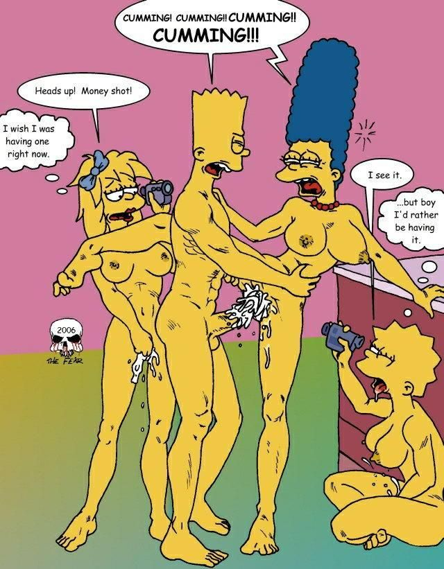 Simpsons the fear xxx