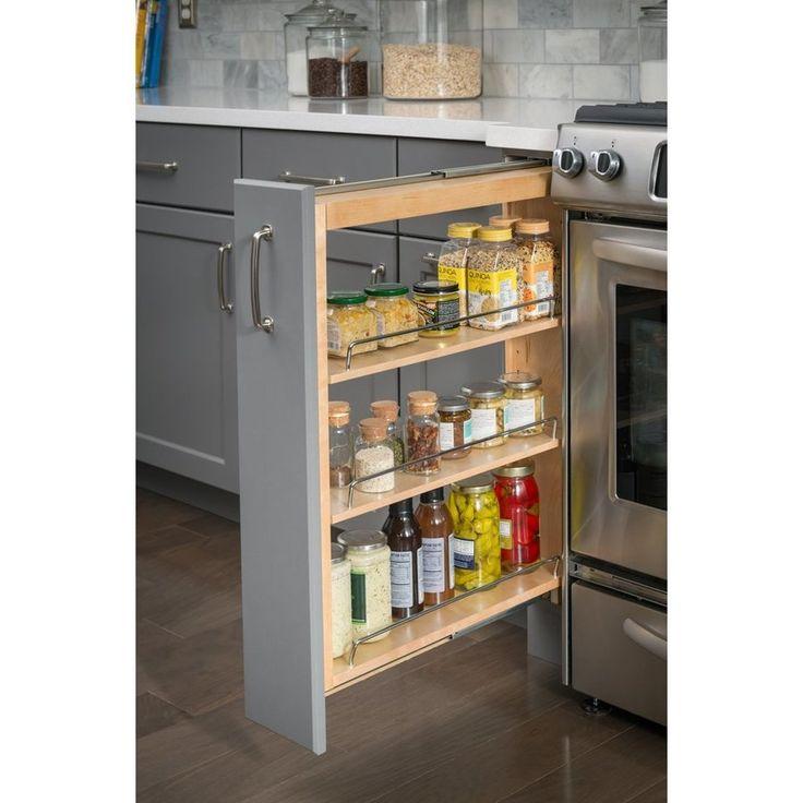Hardware Resources 6 x 23 x 30 Inch Base Cabinet Filler ...