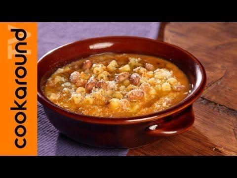 Pasta e fagioli / Tutorial ricetta tradizionale - YouTube