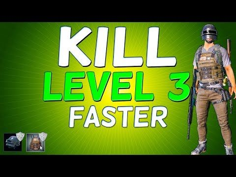 PLAYER UNKNOWN'S BATTLEGROUNDS KILL LEVEL 3 FASTER! Battlegrounds How to KILL Faster! - http://freetoplaymmorpgs.com/battlegrounds-online/player-unknowns-battlegrounds-kill-level-3-faster-battlegrounds-how-to-kill-faster