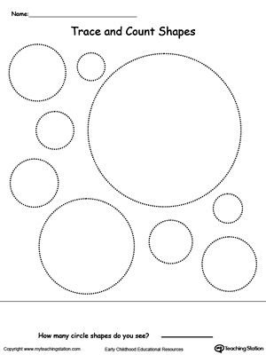 1000+ ideas about Circle Shape on Pinterest | Tracing shapes ...