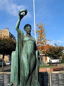 Monument aux morts de Cormeilles-en-Parisis (Val-d'Oise)