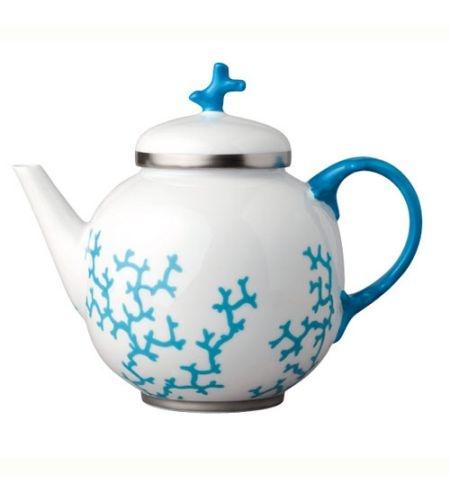 Raynaud - Cristobal Turquoise Teapot
