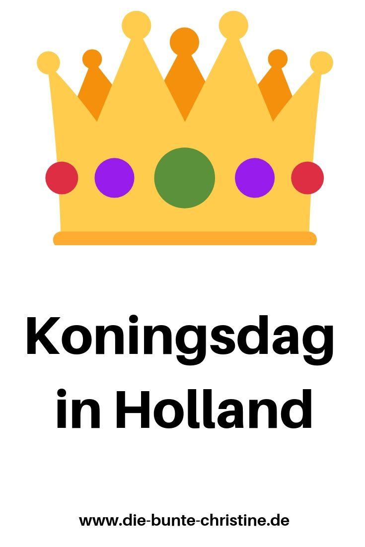 Koningsdag In Den Niederlanden Holland Im Ausnahmezustand