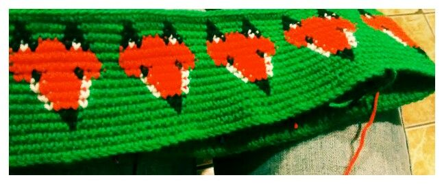 #mr fox #fox jaqcuard Crochet by factoriaizmir fanpage