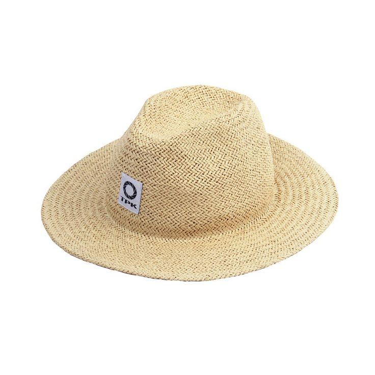Thomaspaulkay Hat Solid Fedora Beige #Thomaspaulkay #Fedora