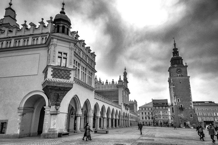 Historic Centre of Kraków - World Heritage Site