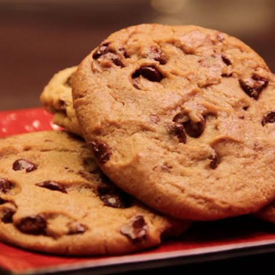 Mrs. Fields's Chocolate Chip Cookies: We went inside the bakery to learn their recipe! It's unlike any you've ever made before. For starters, the butter is whipped COLD (not room temperature like most).