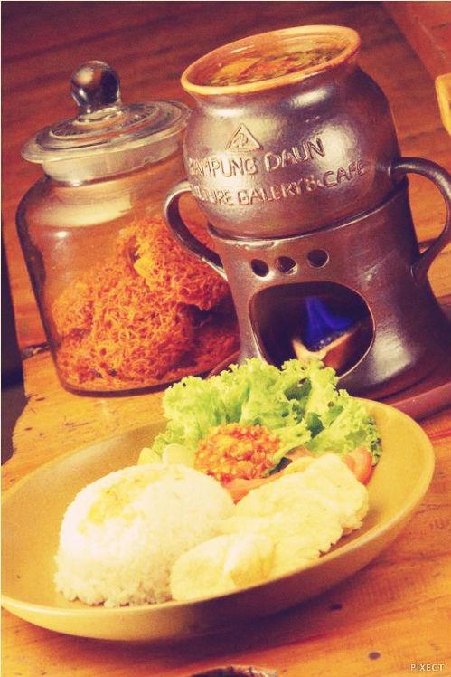 Kampung Daun | Bandung | Cafe