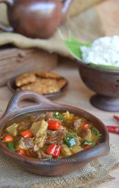 Diah Didi's Kitchen: Asem Asem Daging Wonogiri